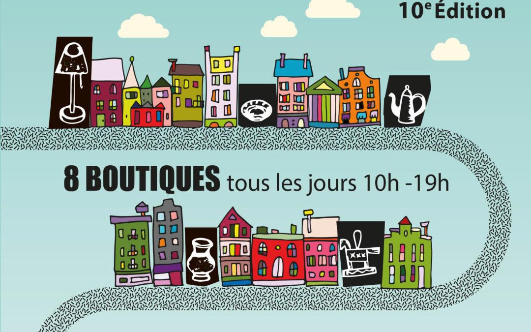 Rues des Arts, 10e édition !