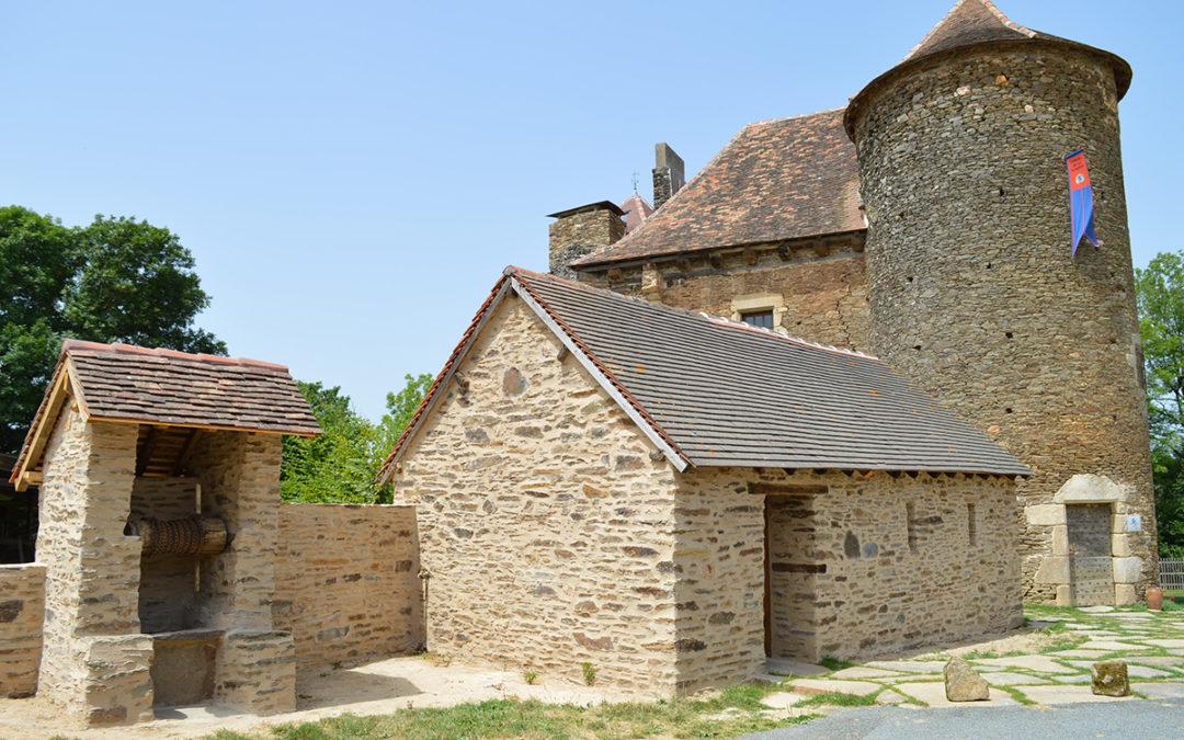 Cure de rajeunissement pour le Château de la Brégère