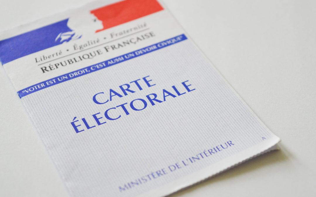Rappel : inscriptions sur les listes électorales avant le 31 décembre 2016