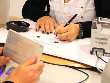 Service carte nationale d'identité et passeports