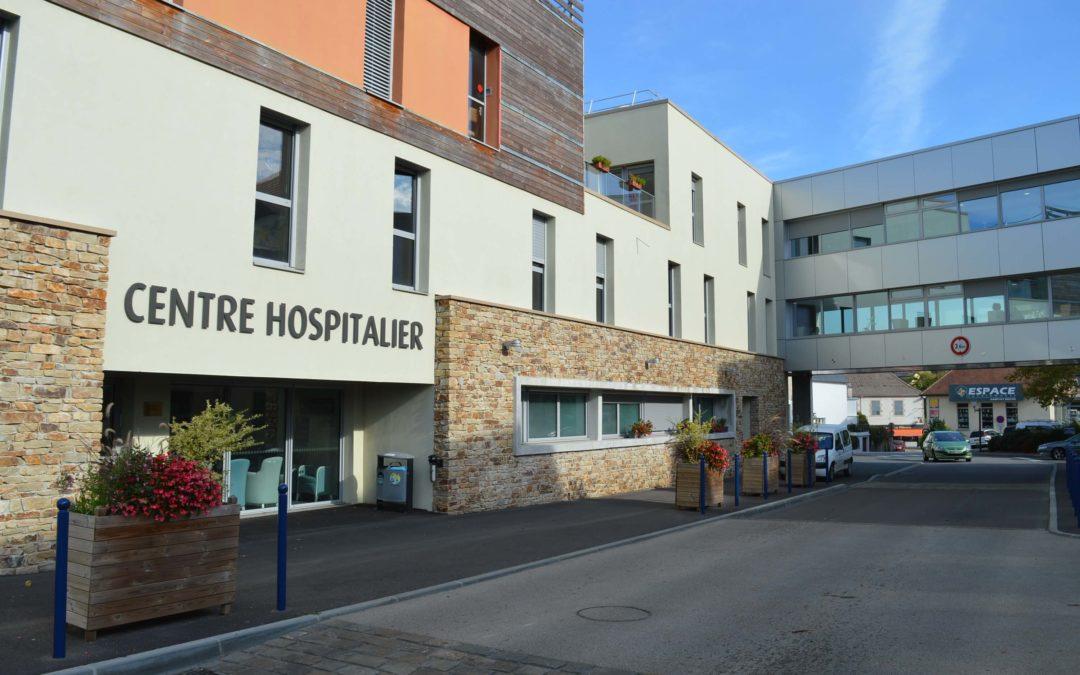 Questionnaire sur le Centre Hospitalier