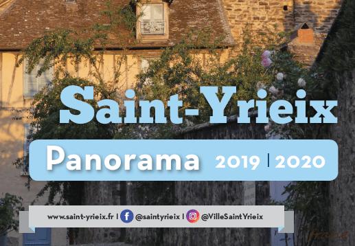 Le nouveau SY Panorama 2019-2020 est arrivé…