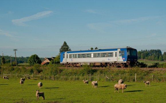 Avenir de la ligne SCNF Limoges – Saint-Yrieix – Brive