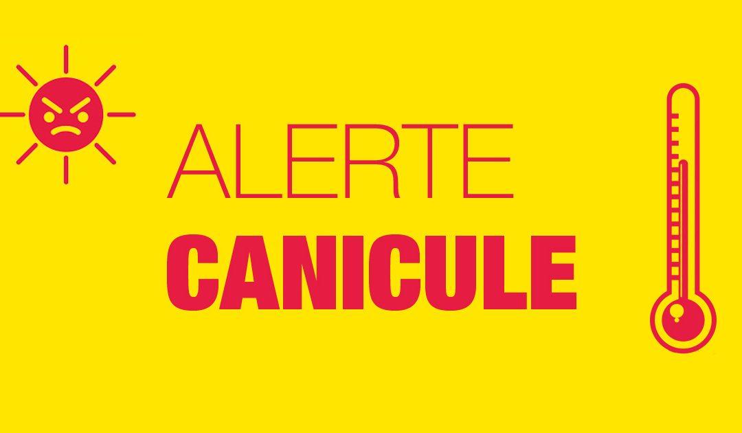 Alerte canicule / Registre des personnes vulnérables
