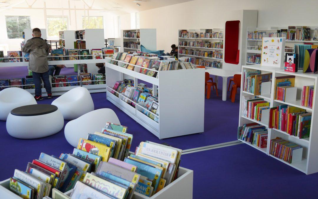 La Bibliothèque met en place un service DRIVE