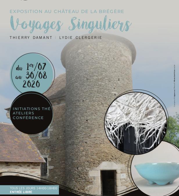 A découvrir : exposition «Voyages Singuliers» au Château de la Brégère