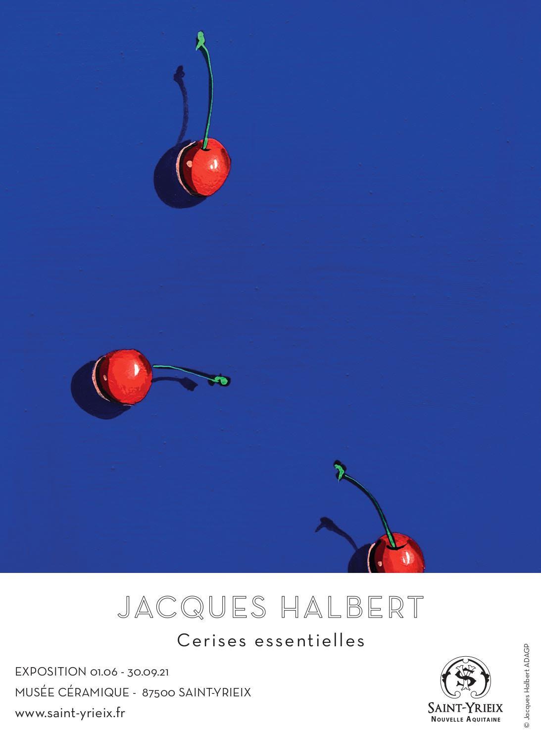 Jacques Halbert Exposition